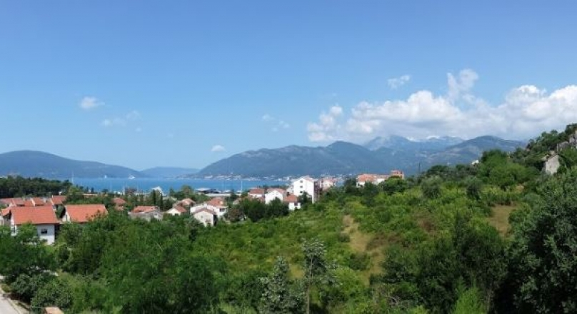 SEL002- Two parcels of land for Development overlooking Tivat